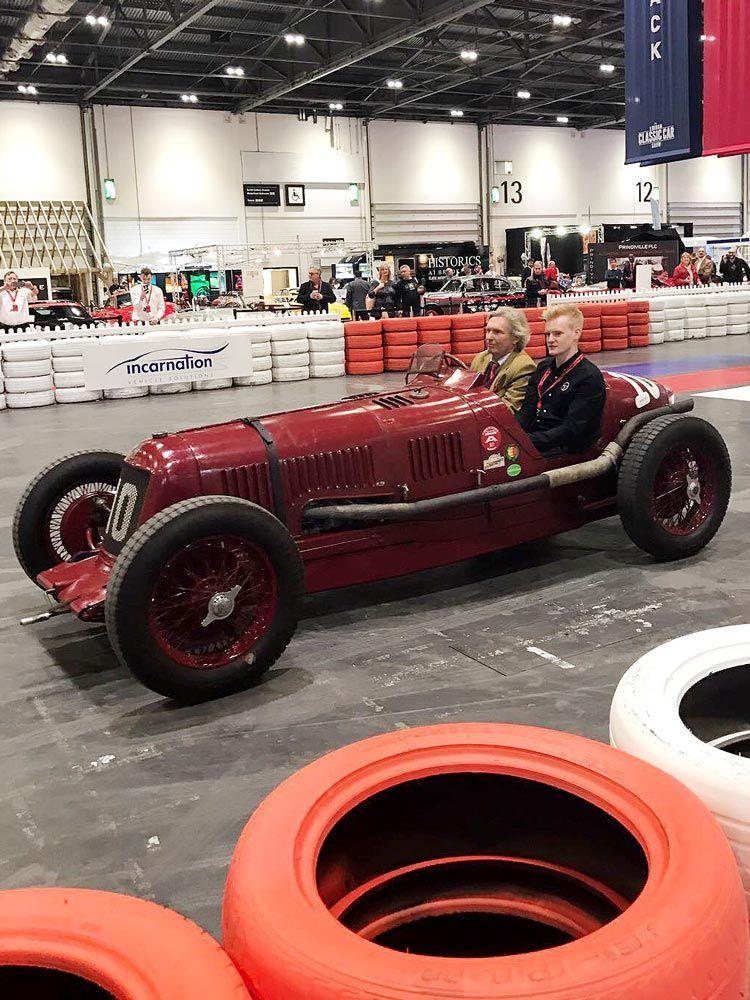 Maserati T 26 B Grand Prix