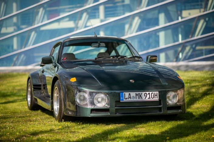 Porsche 911 Flachbau Original
