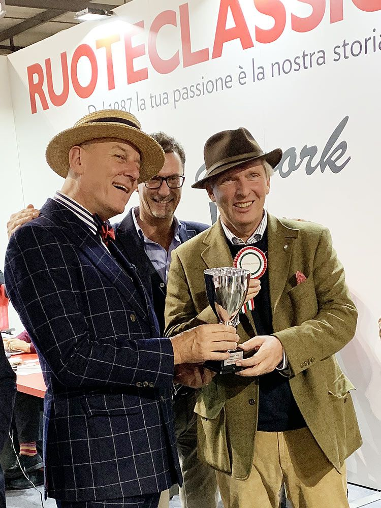Best of Show Milano AutoClassica